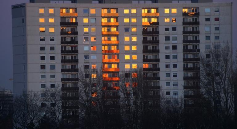 Parket leggen in appartementen