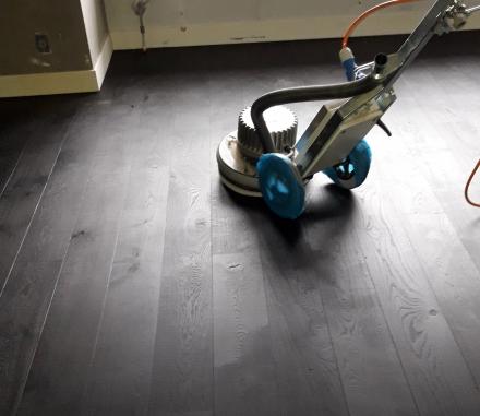 Kleur bekennen met uw houten vloer