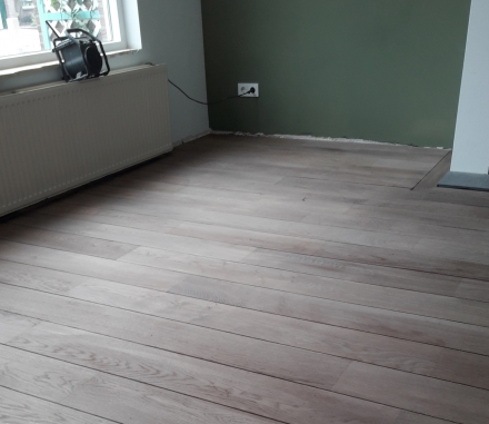 Uitbouw of renovatie? Pas ook uw houten vloer aan!